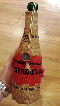 Villadoria, Barbaresco Riserva Speciale 1969 DOC