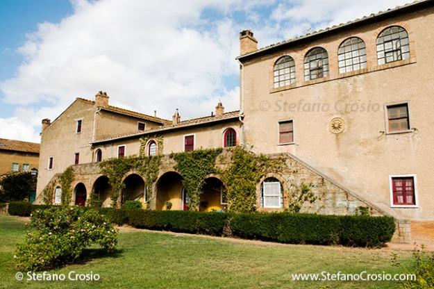 Italy, Bolgheri: Tenuta San Guido