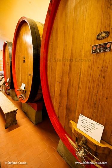 Ar.Pe.Pe.'s aging barrels