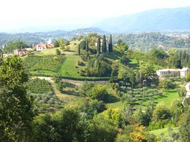 Montelvini Estate, Asolo