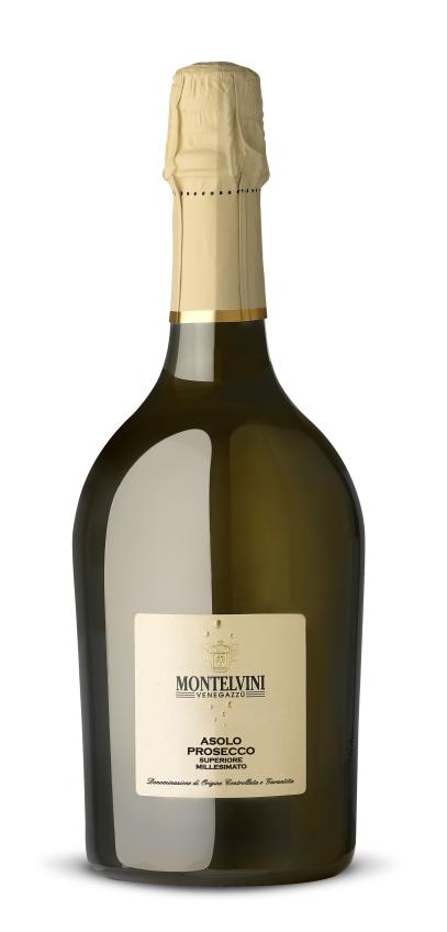 """Wine Review: Montelvini, Prosecco di Asolo Superiore Millesimato Extra Dry """"Venegazzù"""" DOCG NV"""