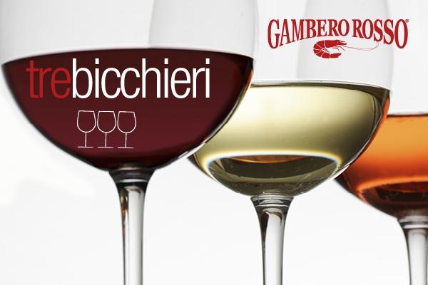Gambero Rosso Tre Bicchieri 2015