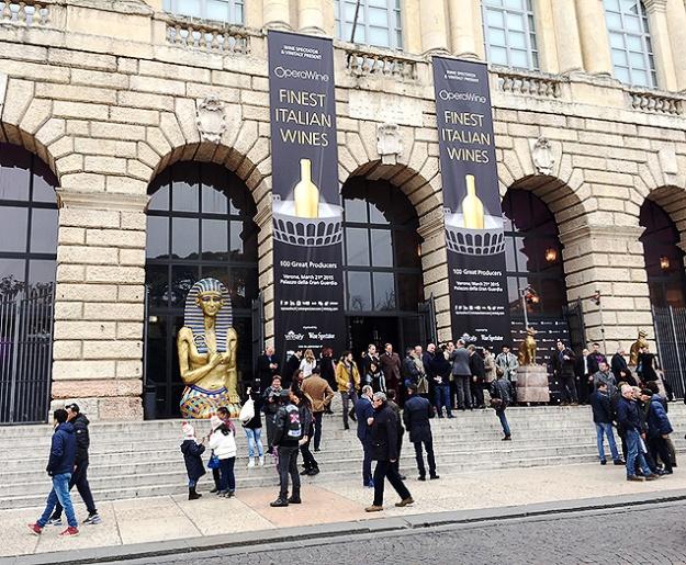 OperaWine 2015 - Palazzo della Gran Guardia